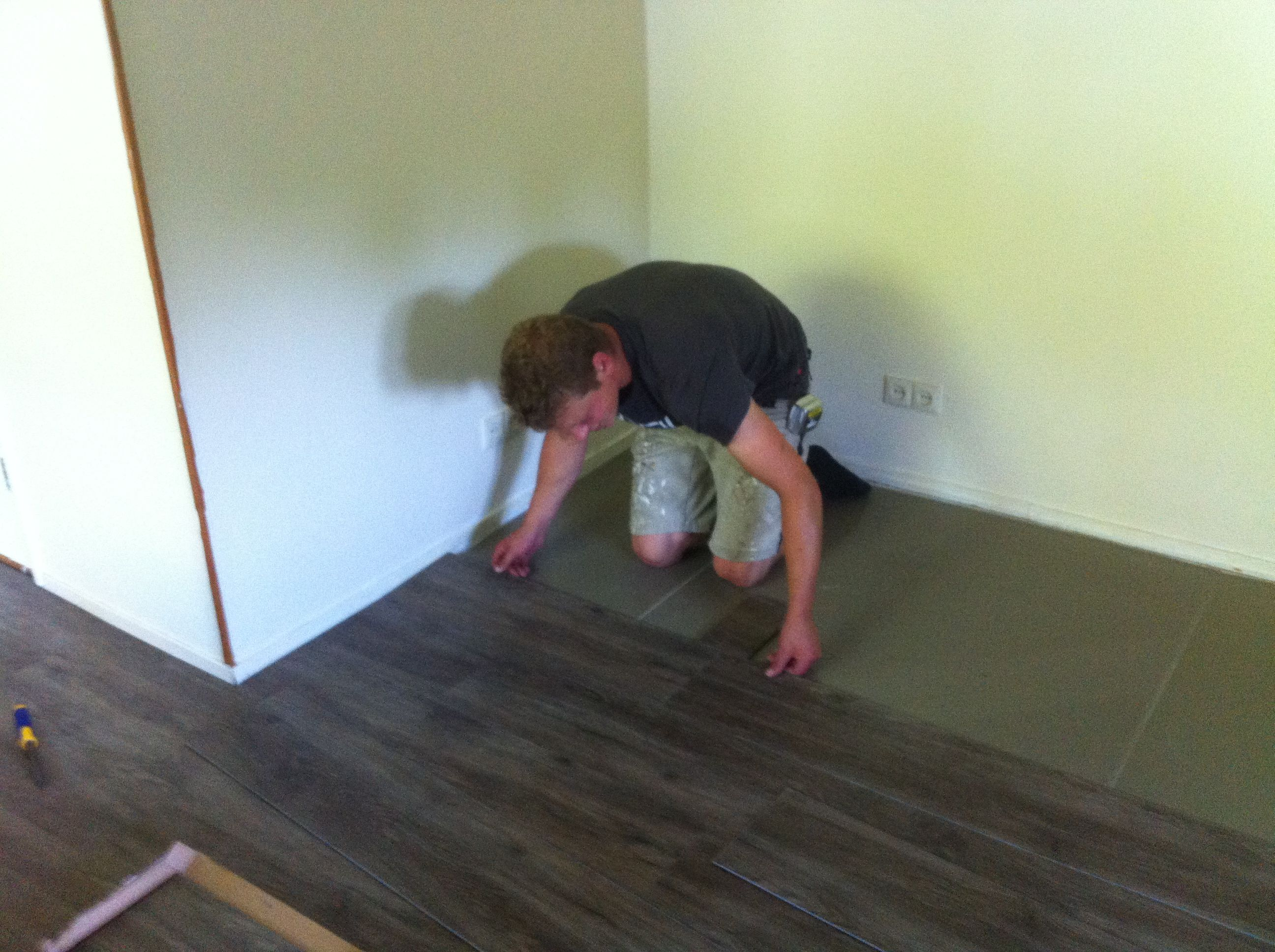 montage voor vloeren